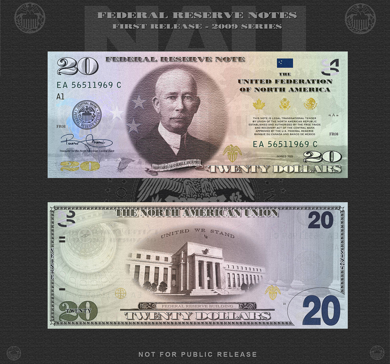 The New Currency - The Amero